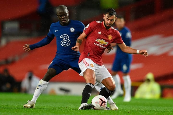 Man Utd face Chelsea at Stamford Bridge on Sunday