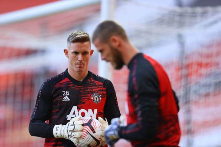 Dean Henderson featured in the loss to Basaksehir