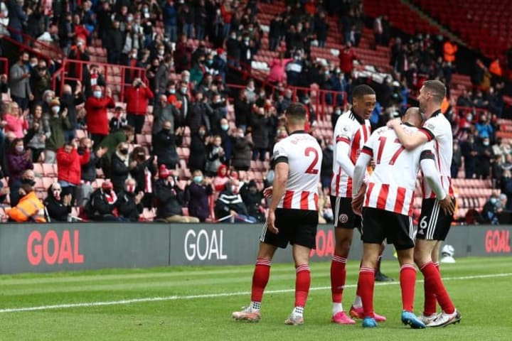 Sheffield United want to get back into the Premier League