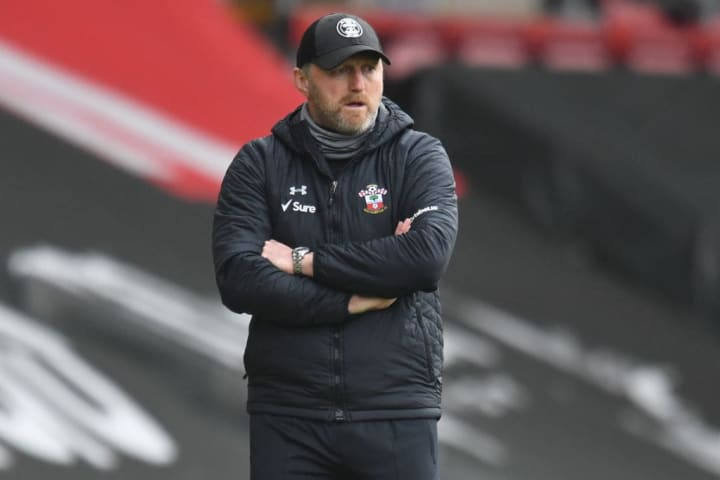 Ralph Hasenhüttl's Southampton side have somehow managed to slip into the relegation dog fight