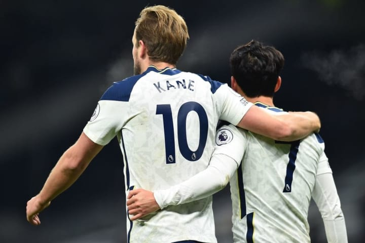 Kane and Son have been lethal this season