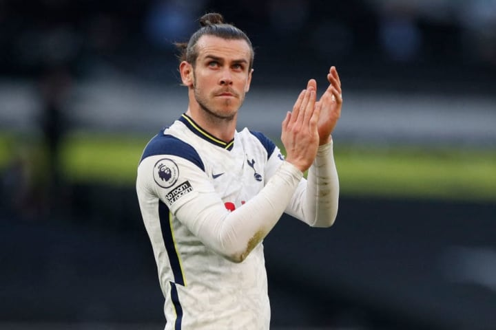 Bale has already said he expects to return to Madrid