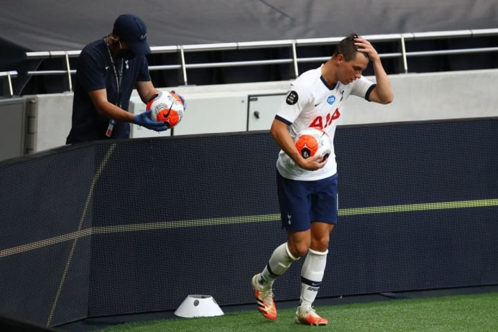 Tottenham fans have been delighted with Lo Celso's start to life in North London
