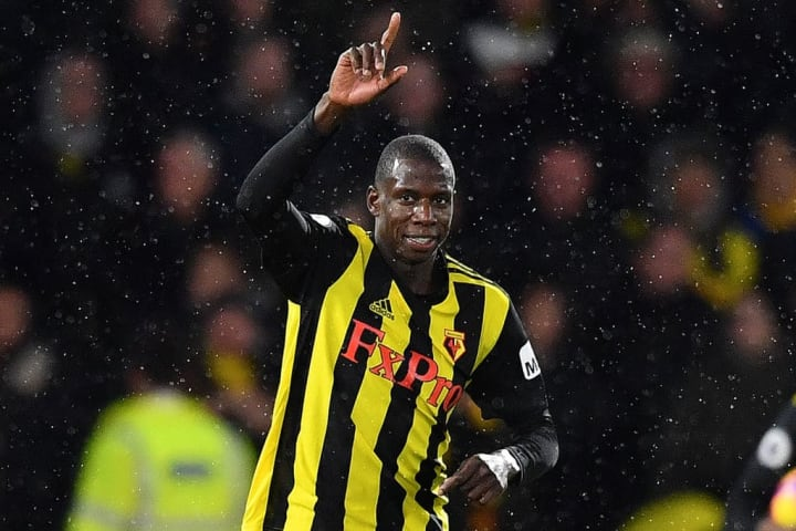 Doucouré has been integral for Watford in the Premier League