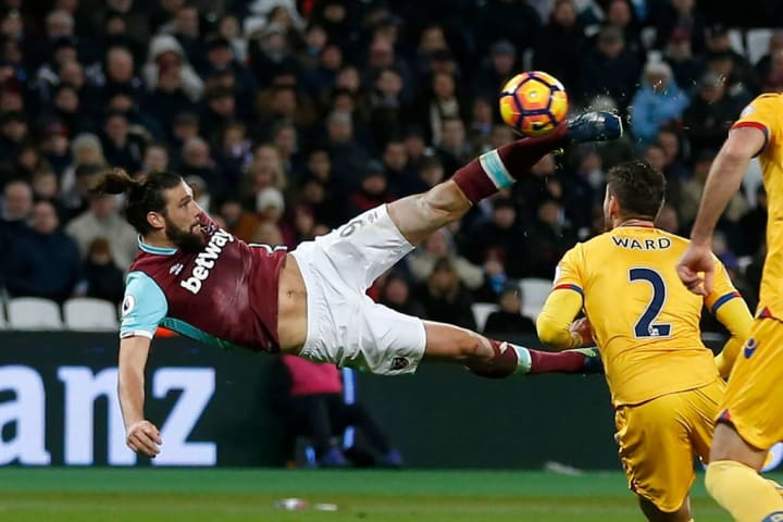 Carroll's strike against Palace was stunning