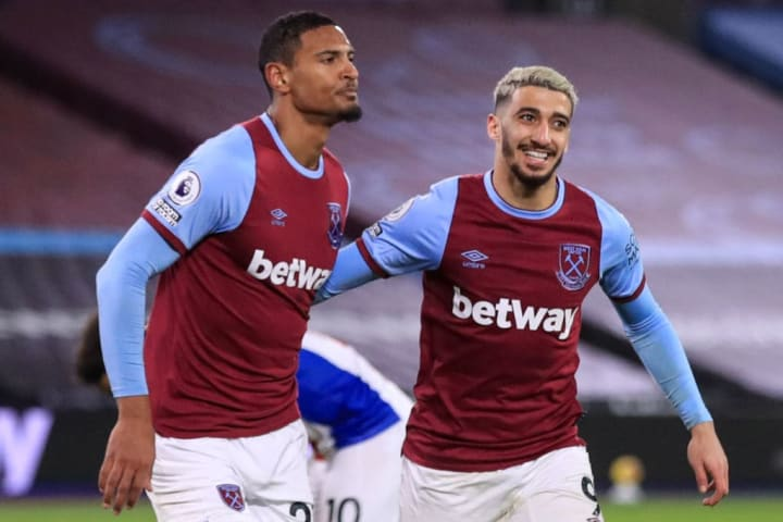 The weight of the world may be off Haller's shoulders