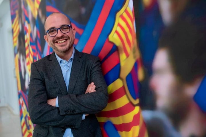 Jordi Farre is in the running to be the next Barcelona president