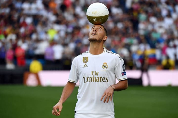 Eden Hazard joined Real Madrid from Chelsea for a fee which could climb as high as £130m