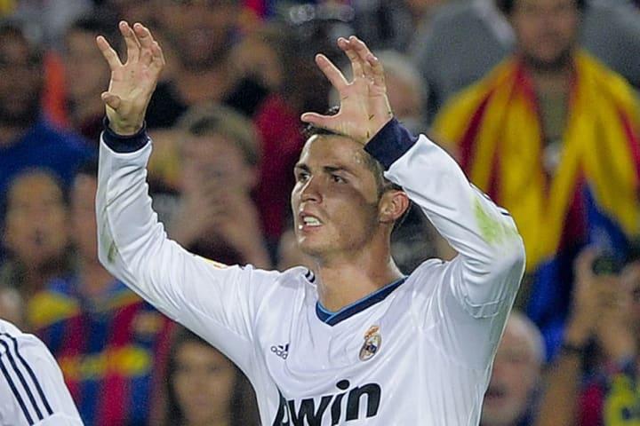 Ronaldo krallte sich 2012 den Titel