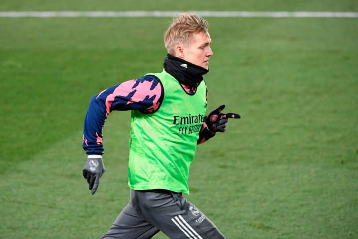 Martin Odegaard has told Real Madrid he'd like to go out on loan to play regular football
