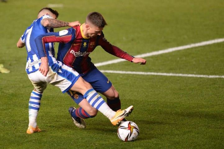 Barcelona, Real Sociedad