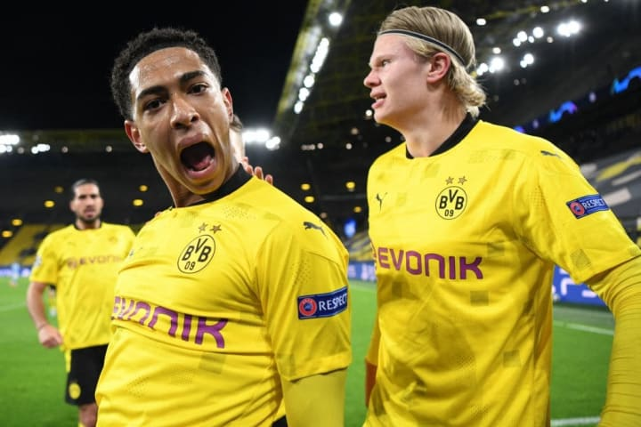 Jude Bellingham Borussia Dortmund