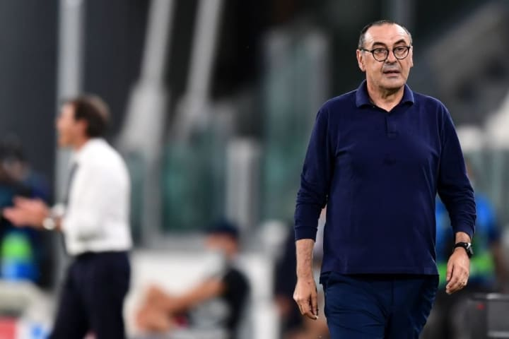 Juventus were said to be interested in the Chelsea man before Maurizio Sarri's August sacking