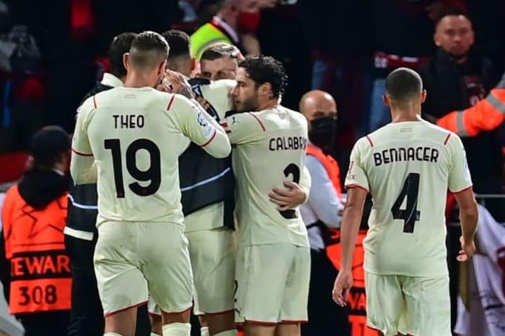 AC Milan ran Liverpool close on matchday one