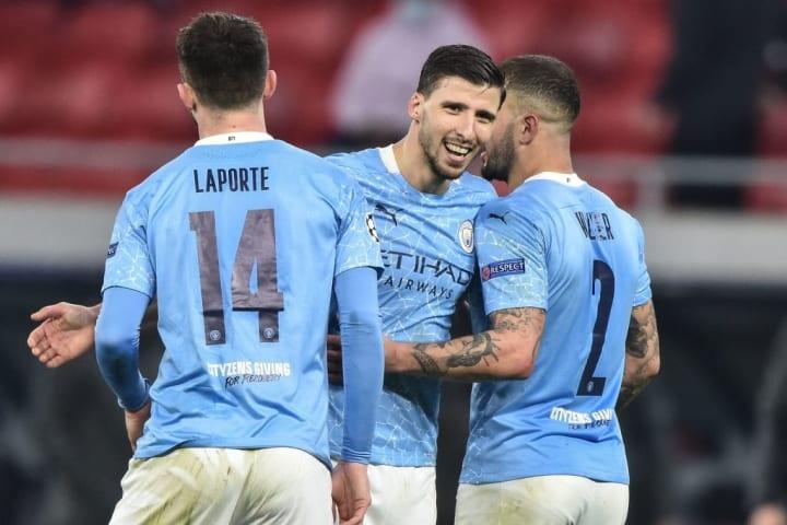 Man City can't stop winning