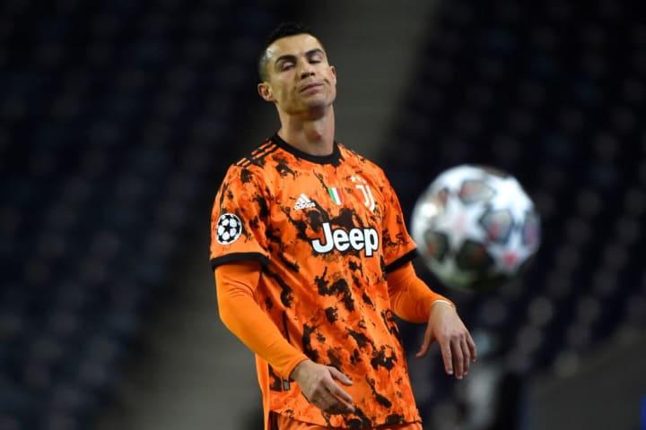 Malam yang membuat frustrasi untuk Ronaldo