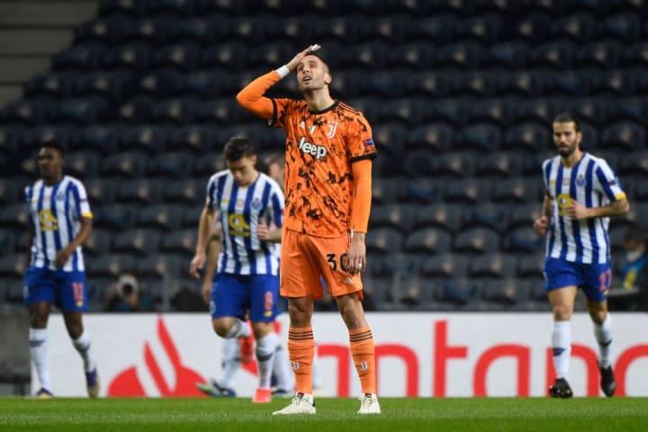 Porto Juventus Gol fora Uefa Champions League