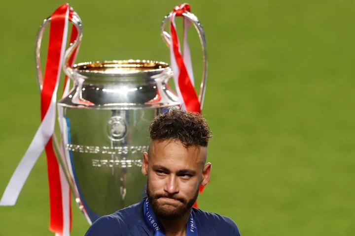 Neymar came within 90 minutes of securing Champions League glory with PSG last season
