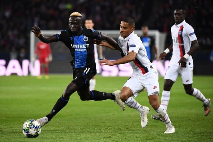 L'international sénégalais a affronté le PSG et Monaco en LDC