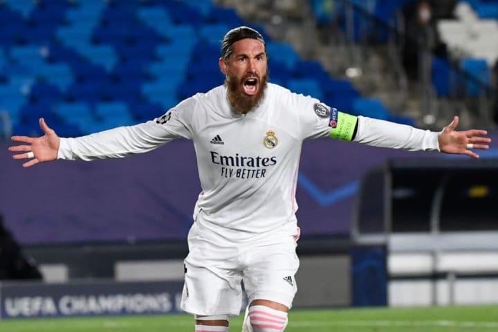 Sergio Ramos has enjoyed a superb career at Real