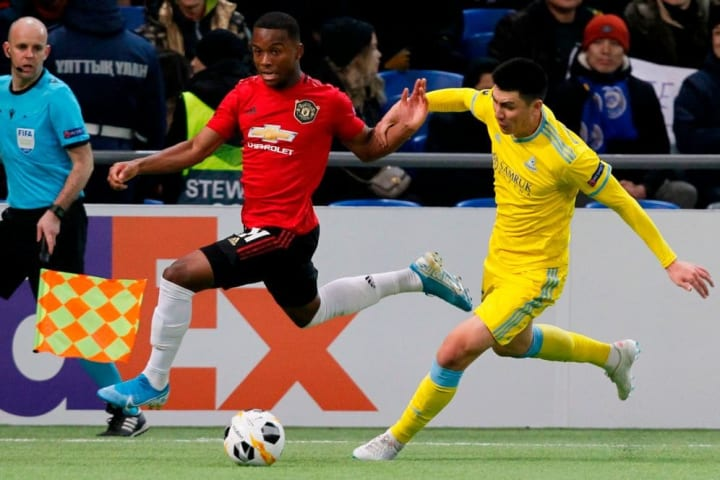 Ethan Laird still has a potentially bright future at Man Utd