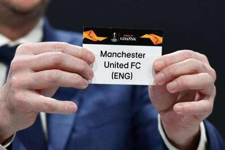 Man Utd last won the Europa League in 2017