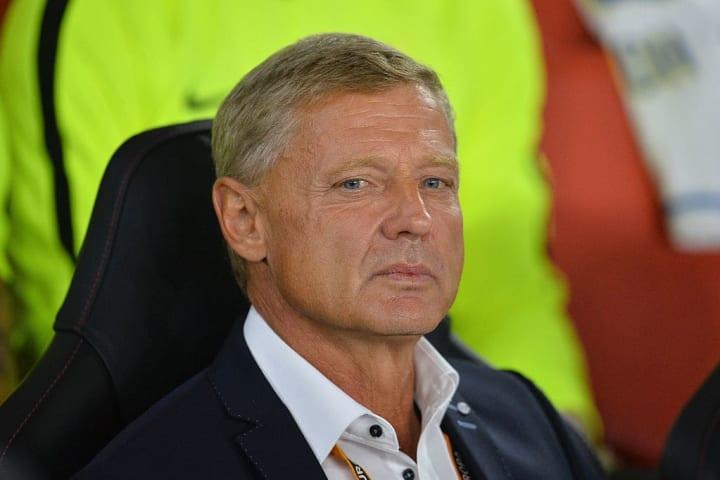 Zdenek Scasny managed Hlozek at Sparta Prague