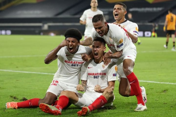 Sevilla will be confident of winning the competition