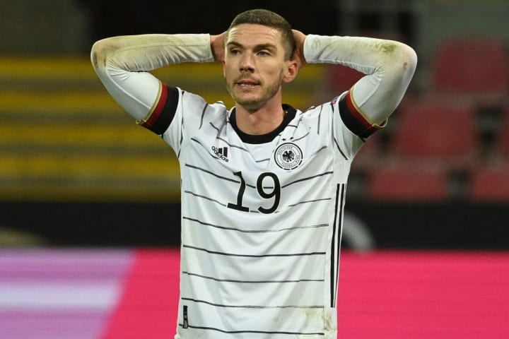 Robin Gosens has never made a single appearance in the Bundesliga