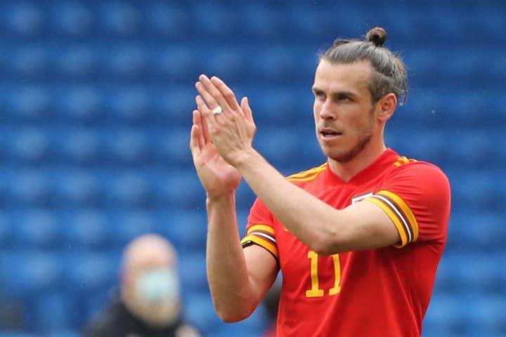 Eurocopa País de Gales Título Gareth Bale Tottenham