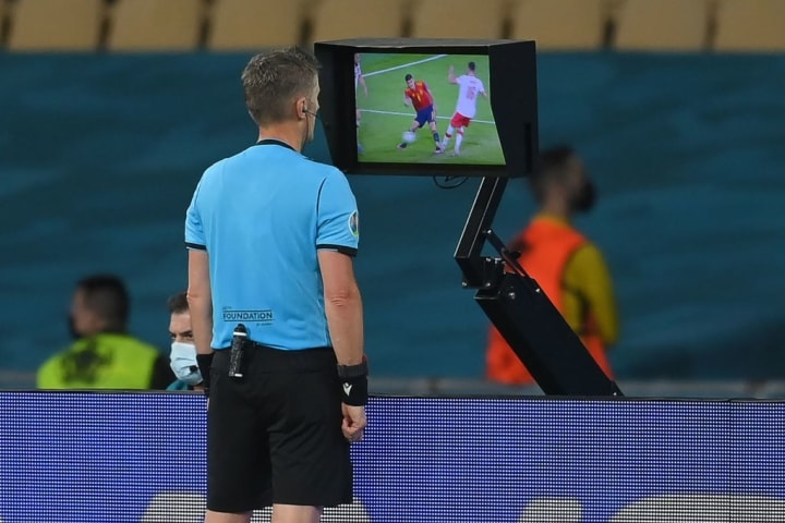 Developing refereeing technology will take video reviews to another level