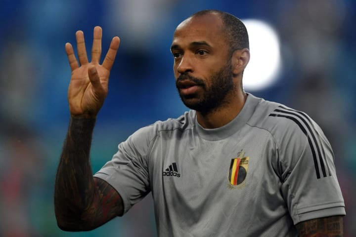 Thierry Henry's future remains unclear
