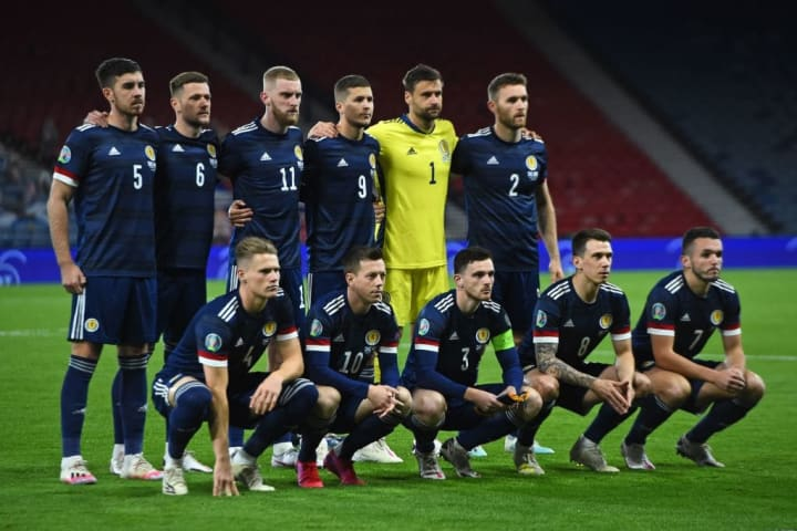 Scotland will be at their first tournament since 1998