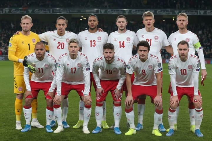Denmark have plenty to live up to as champions in 1992