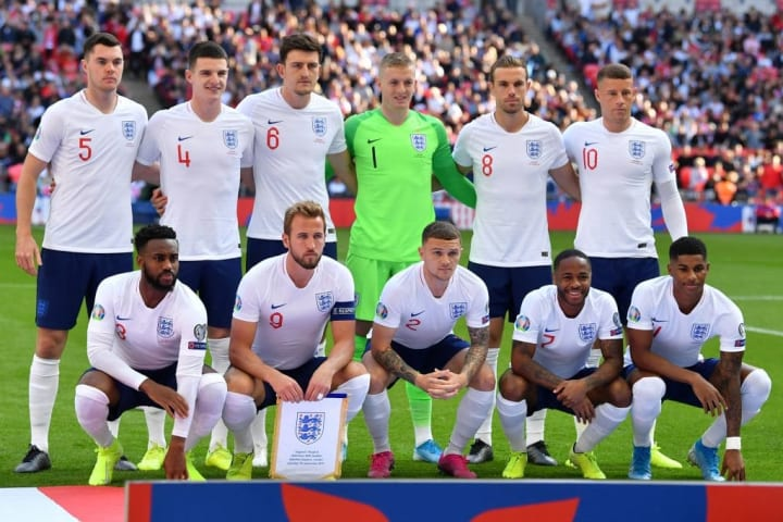Gareth Southgate Names First England Squad Of 2020 For Uefa Nations League