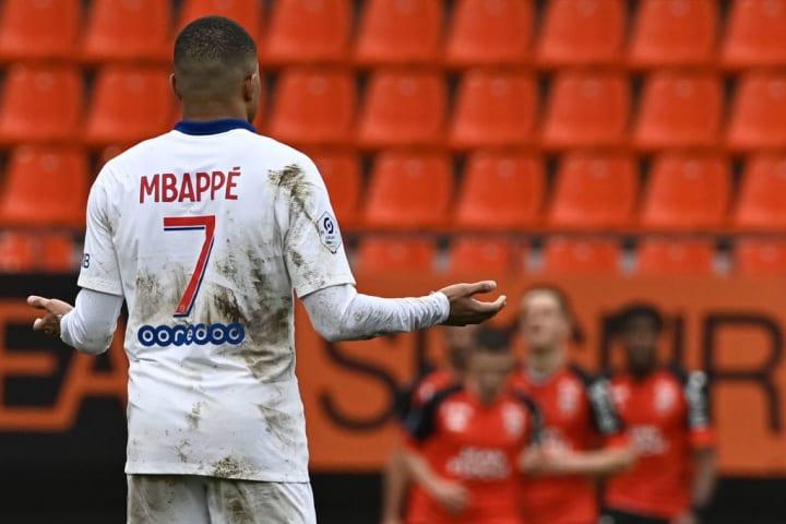 Kylian Mbappè