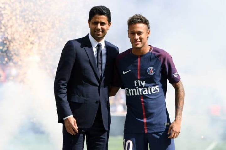 Neymar's 2017 transfer to PSG sparked numerous legal challenges between the player & Barcelona