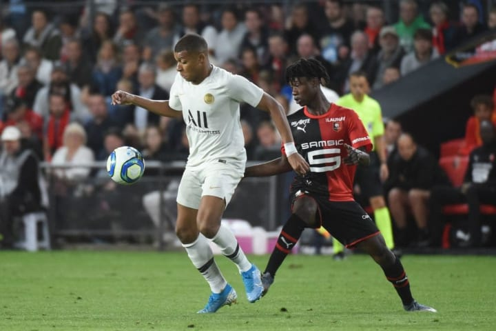 Camavinga rose to prominence following a masterclass against Les Parisiens last August