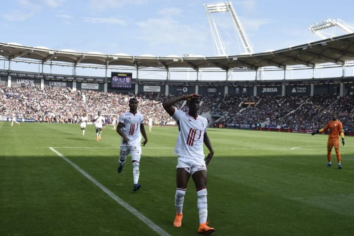 LOSC Lille fans saw Yves Bissouma as having the potential of Paul Pogba