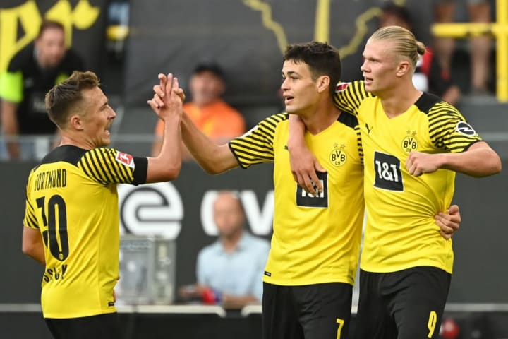 Borussia Dortmund is a breeding ground for young talent to thrive