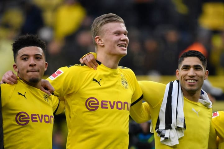 Dortmund look set to battle to keep hold of their star players this summer