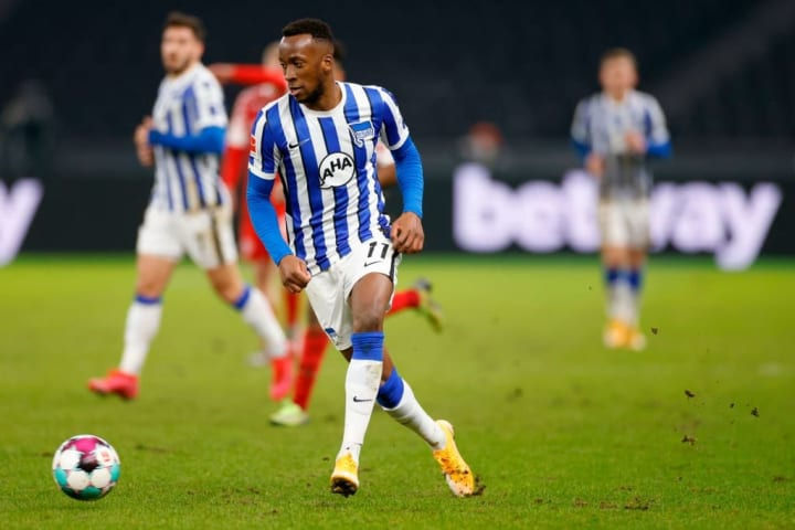 Dodi Lukebakio is one of several expensive signings Hertha have made