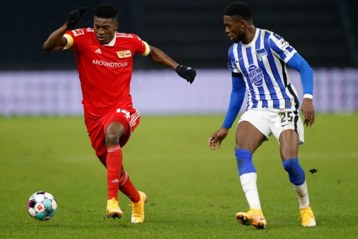 FBL-GER-BUNDESLIGA-HERTHA BERLIN-UNION BERLIN