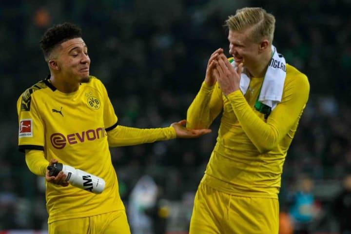 Borussia Dortmund's golden boys
