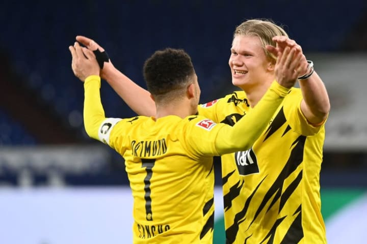 Dortmund could be set to lose a number of their big-name players this summer