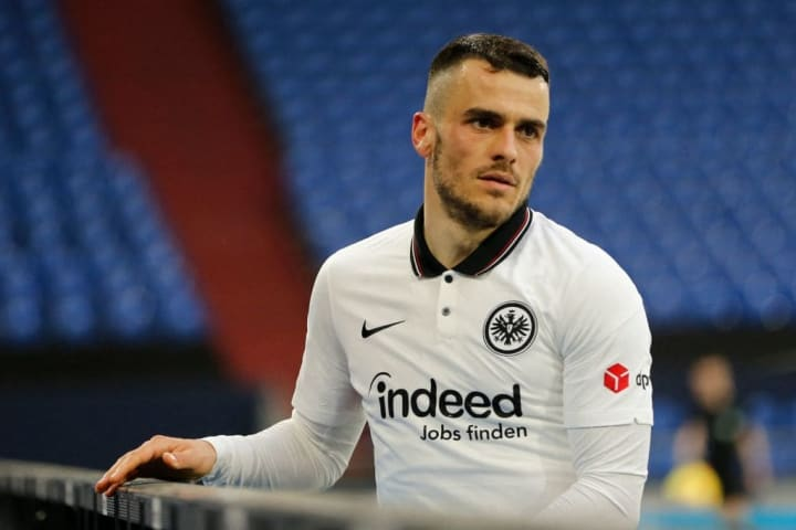 In the SGE camp, it is hoped that Filip Kostic will stay