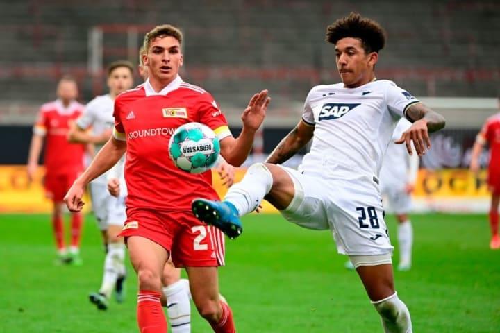 Chris Richards started again for Hoffenheim