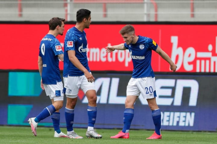 Schalke were dominant during the 1930s