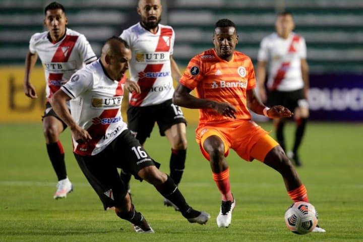 Libertadores Inter Internacional Always Ready Classificação
