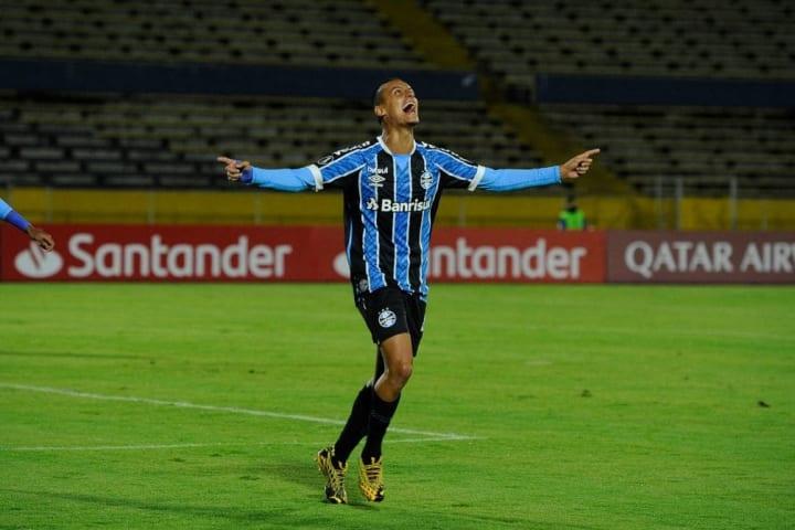 Grêmio Libertadores Gauchão Ricardinho Gols Jogos